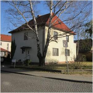 Arztpraxis Musiol - Haus / Außenansicht